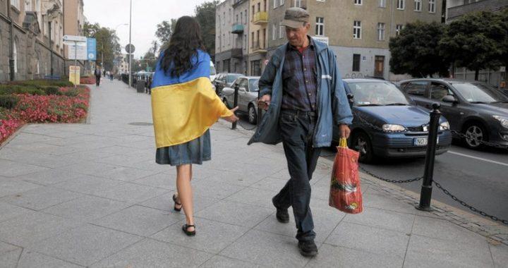 Duży wzrost Ukraińców na polskim rynku pracy.