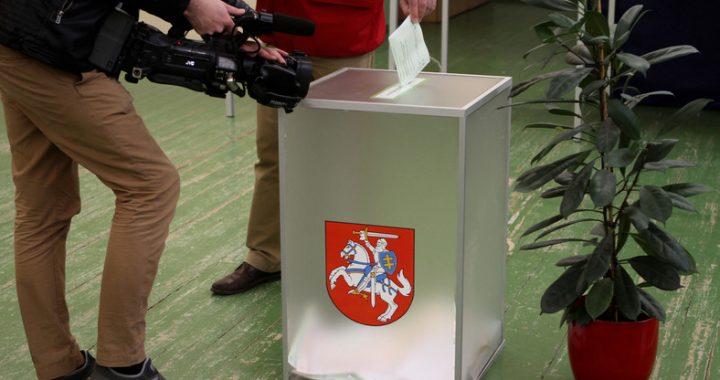 Zmiana władzy na Litwie!
