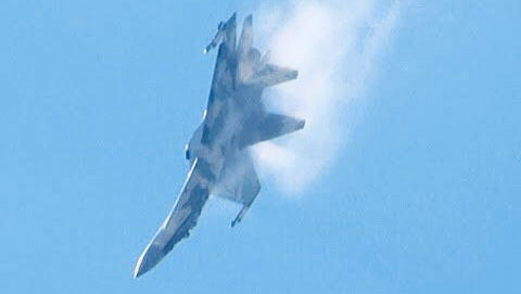 Rosyjskie myśliwce przekroczyły GRANICĘ nad Bałtykiem! Akcja NATO!