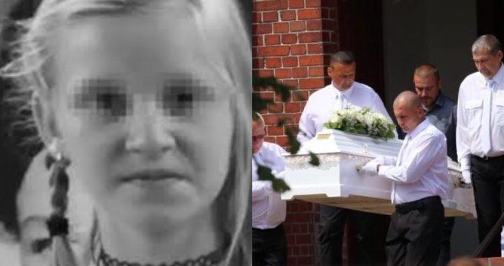 Pogrzeb 10-latki z Mrowin przebiegał spokojnie – NAGLE STAŁO SIĘ TO!