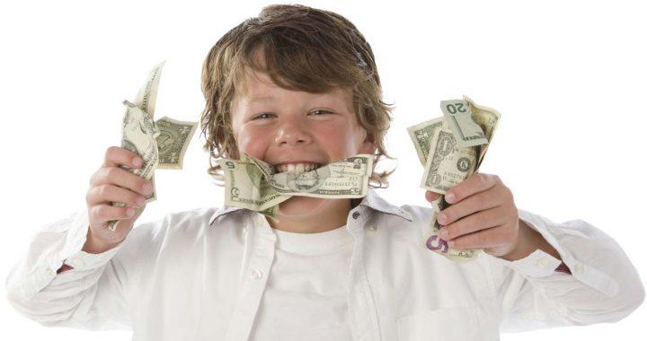 Czy dziecko powinno mieć WŁASNE pieniądze?