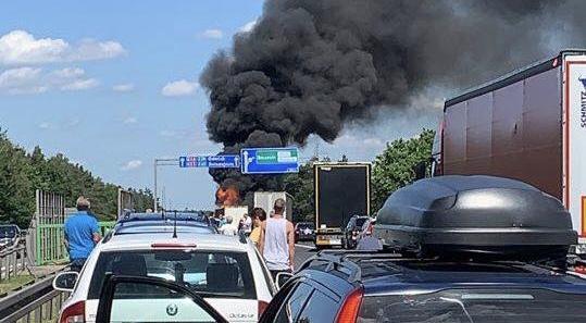 Tragiczny WYPADEK pod Szczecinem! Nie żyje 6 osób!