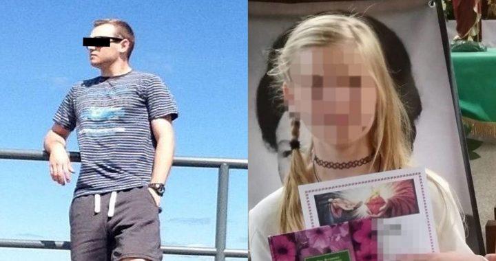 """Zabójca 10-latki z Mrowin w PRYWATNEJ celi! """"Chroniony jak PREZYDENT"""""""