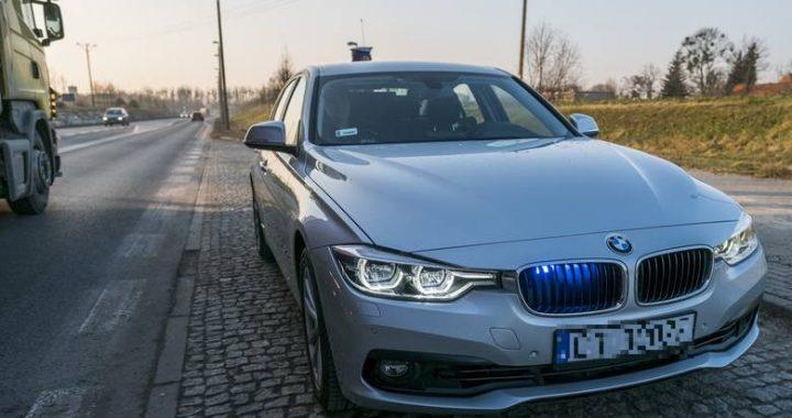 """""""Policja NIE umie jeździć nowymi BMW"""" Ponad POŁOWĘ ROZBITO!"""