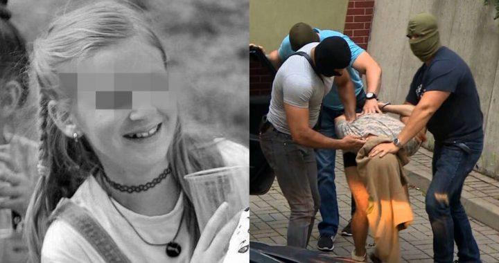 Zabójca 10-letniej Kristiny napisał LIST! TREŚĆ PRZERAŻA!