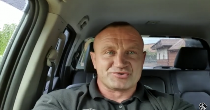 Pudzianowski SZCZERZE o swoim MÓZGU! Wideo.