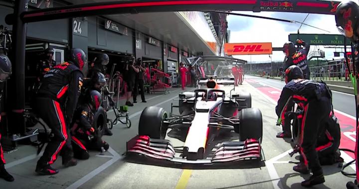 Najszybszy PIT-STOP w historii F1 ! Wideo.