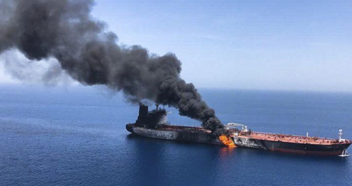 """Iran PRZEJĄŁ brytyjskie tankowce! """"Wojna to kwestia…"""""""