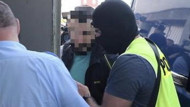 Mamed Ch. SZALAŁ w Olsztynie! Policja od razu…