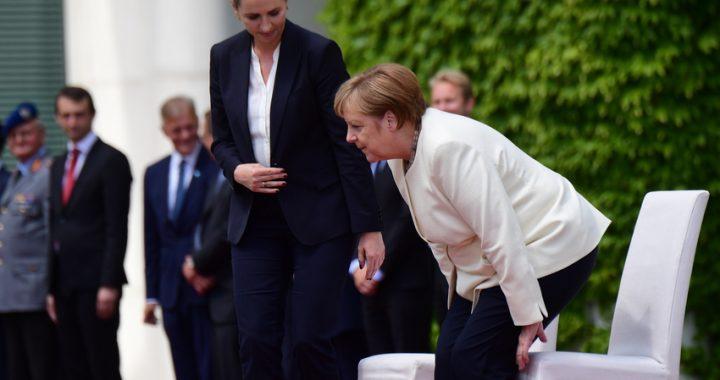 Dramatyczne informacje nt. Angeli Merkel!