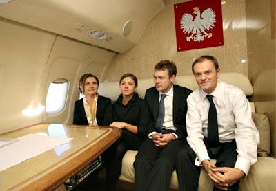 Kaczyński dopiął swego! Loty Donalda Tuska będą oficjalnie…