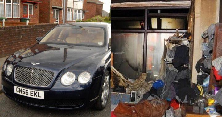Jeździł Bentleyem a pracownikom z Polski płacił kurczakiem i kazał się  MYĆ w kanale!