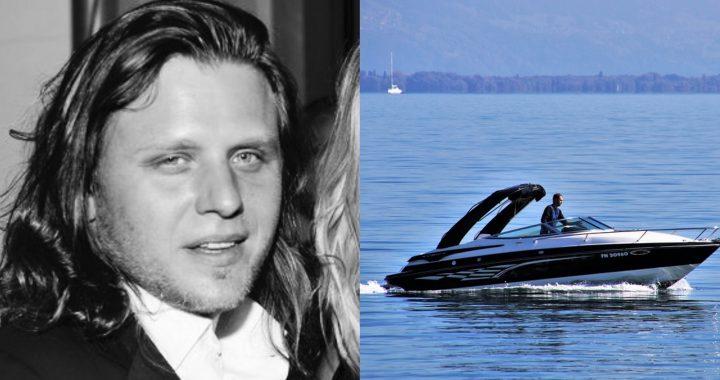 """ZWROT ws. śmierci Staraka! """"Na łódkę wszedł ZAZDROSNY o 27-latkę mężczyzna"""""""