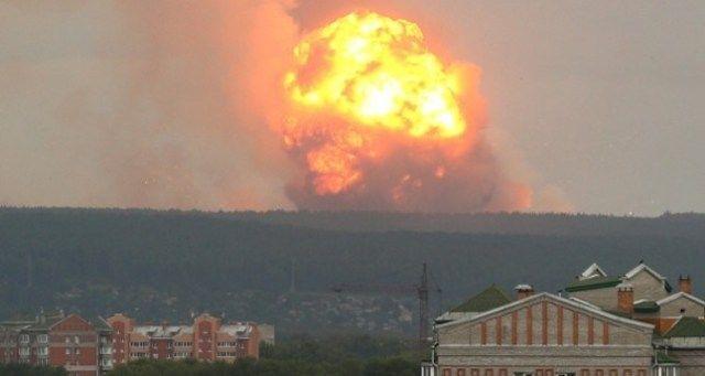 Oficjalnie: w Rosji WYBUCHŁ reaktor JĄDROWY! Chmura pyłu zmierza do Polski?!