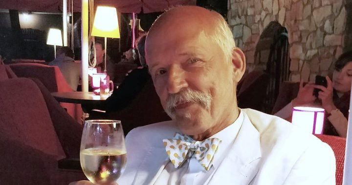 Janusz Korwin Mikke SZCZERZE o alkoholu.