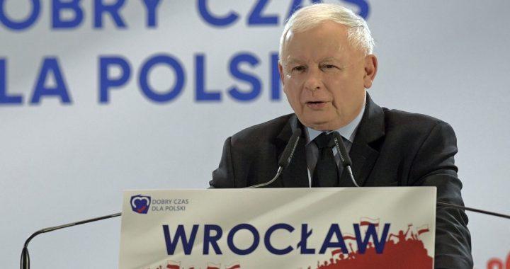 Mocne słowa Kaczyńskiego na konwencji PiS we Wrocławiu!