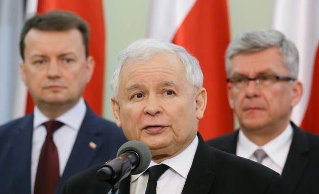 Kaczyński wskazał, KTO będzie PREMIEREM po wyborach.
