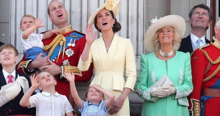 Nieślubne DZIECKO! Wyciekła tajemnica brytyjskiej rodziny królewskiej!