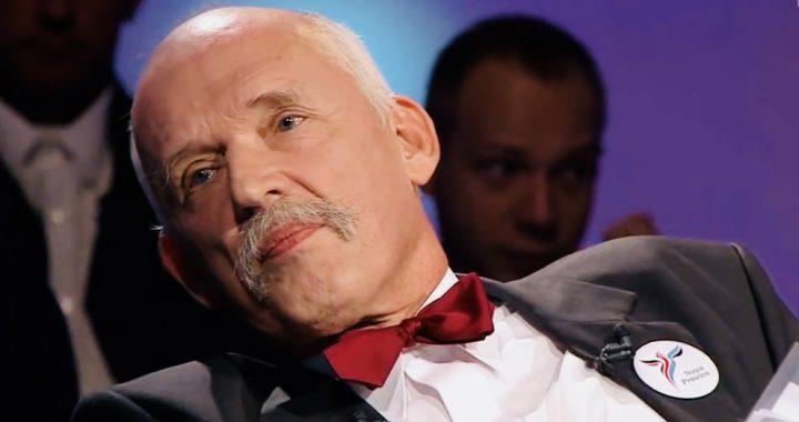 """Janusz Korwin Mikke : """"Ubezpieczenie OC główną przyczyną wypadków"""""""