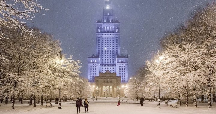 ATAK ZIMY w Polsce!