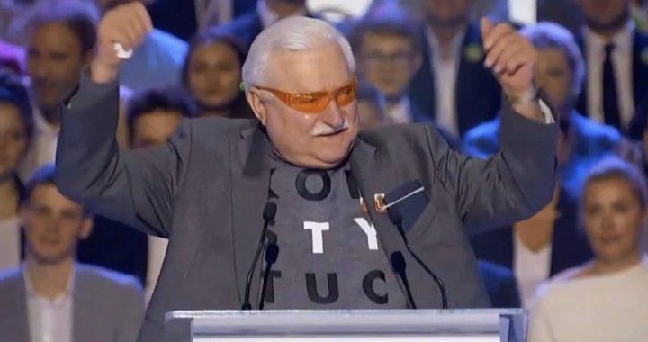 """""""Obrzydliwe zachowanie Lecha Wałęsy"""" Mówił o Kornelu Morawieckim!"""