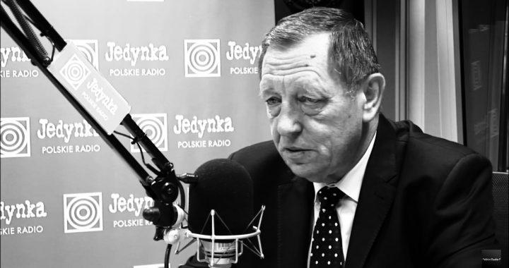 NIE żyje Jan Szyszko! Zmarł na…