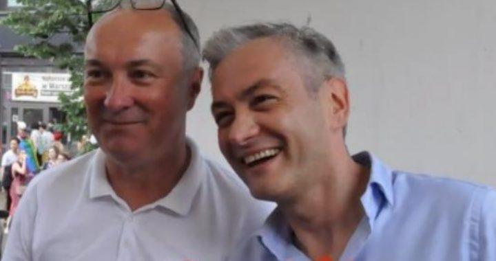 Czarzasty i Biedroń wstępują w progresywny związek partnerski