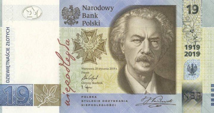 TYLE teraz kosztuje banknot 19 zł! Kto kupił wcześniej ZAROBIŁ aż…