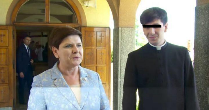 Ksiądz Tymoteusz Szydło (syn byłej premier) ZOSTAŁ OJCEM?! Jest komentarz…