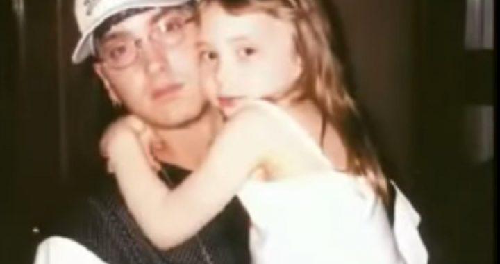 Córka Eminema to dziś piękna 23-letnia kobieta! Zobacz jak bardzo się zmieniła i czy jest podobna do ojca!
