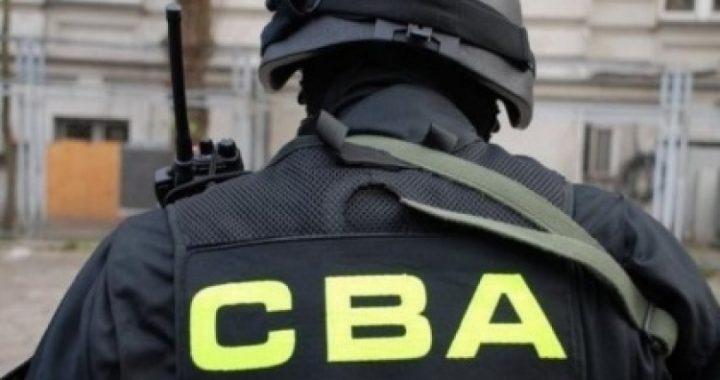 Akcja CBA w Warszawie. 200 tysięcy łapówki i płacz zatrzymanych…