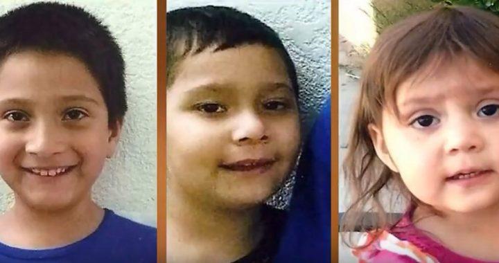 Dzieci odnalazły się po dwóch latach od zaginięcia! Porwała je (…)!