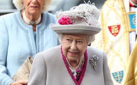 Królowa Elżbieta II wystąpiła w TYM! Zrobiła to ze względu na zaawansowany wiek