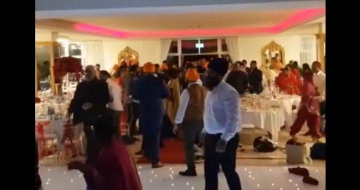Makabra w czasie wesela! Goście zaczęli się (…)!