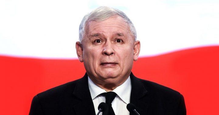 WYCIEKŁO zdjęcie Kaczyńskiego z kobietą! Będzie skandal?