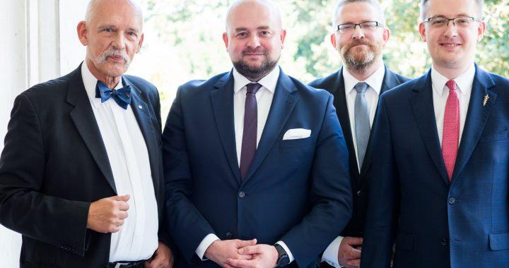 Korwin-Mikke: Do Rosji mam stosunek obojętny