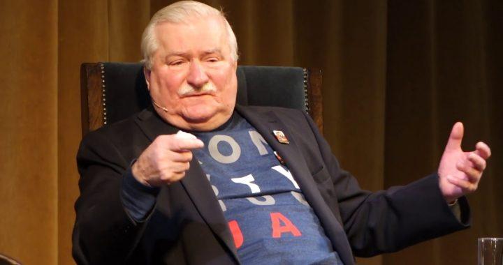 Wałęsa znów zmienił zdanie. Teraz mówi, że zagłosuje na…