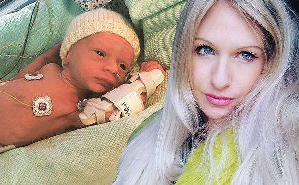 Karmiła swoje dziecko piersią! Gdy się obudziła… maluch już nie żył!
