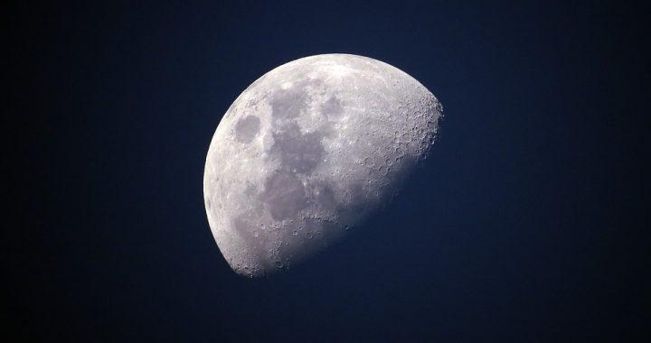 TO będzie widoczne na księżycu 13 października! W niedzielę zobaczymy..