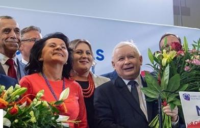 Wyszło na jaw dlaczego Beata Szydło NIE pojawiła się w sztabie PiS!