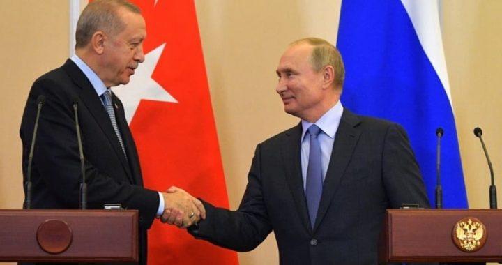 Rosja i Turcja zdecydowała ws. Syrii!