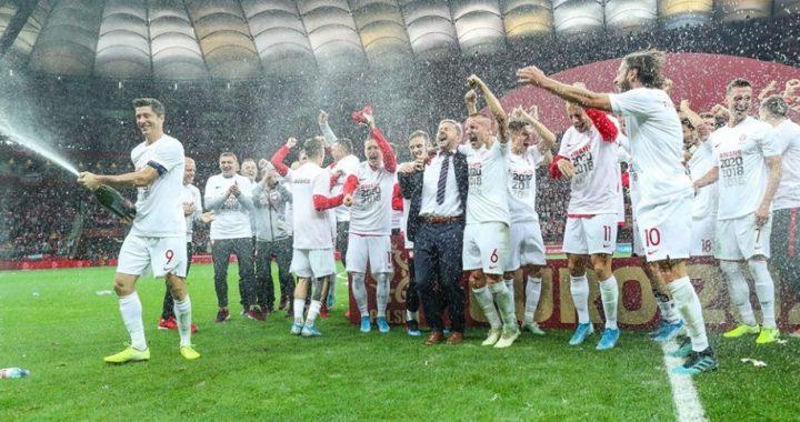 TO wydarzyło się w szatni po meczu Polska Macedonia!