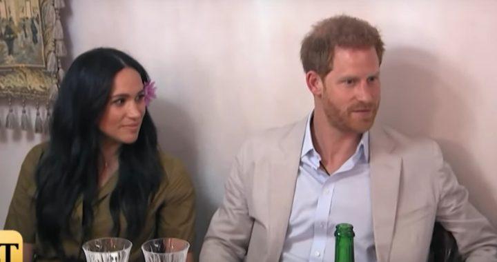 Harry i Meghan ZAGINĘLI?! Są nowe informacje!