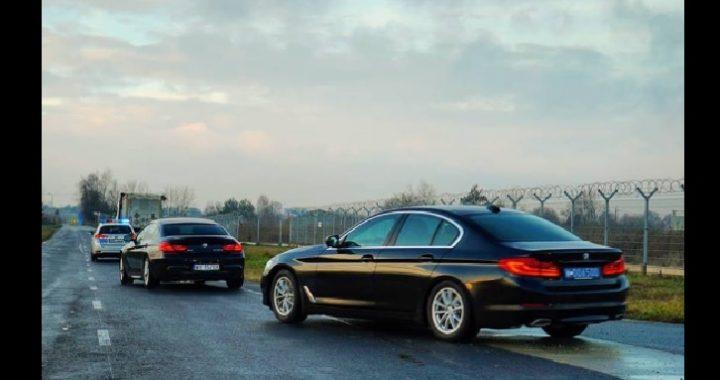 SOP wyda 700 tysięcy złotych na nowe samochody!