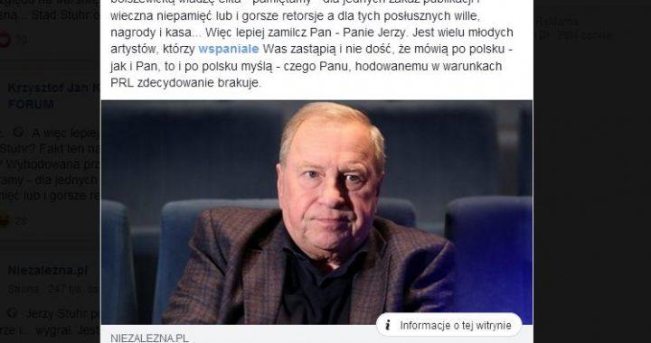 Niewiarygodne! Znany polski aktor wygrał sprawę sądową!
