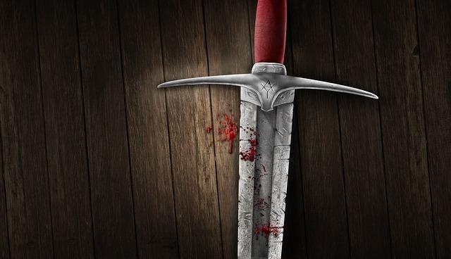 Co za tragedia! Mieczem atakował w szkole! Są zabici i ranni!