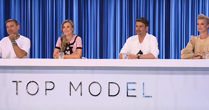 """""""Top Model"""": Ania i Sandra rywalizują o względy Staszka!"""
