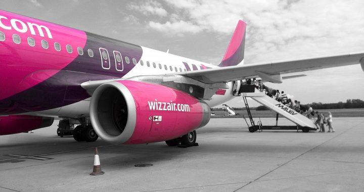 DRAMAT w WizzAir! Cztery osoby, w tym dwójka dzieci niestety…