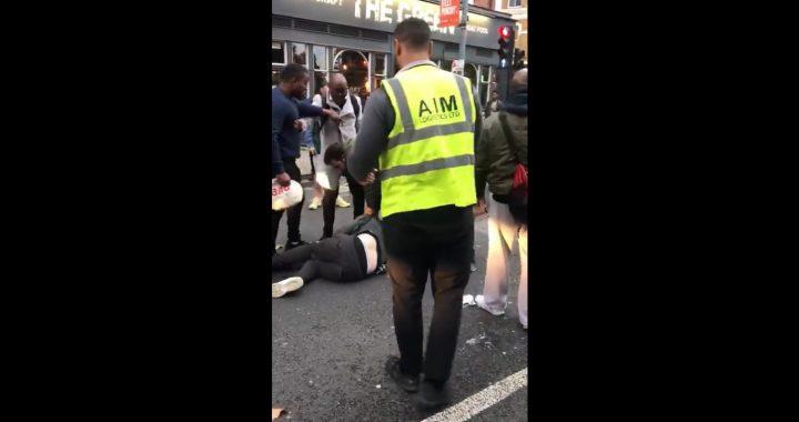 Złodziej złapany na gorącym uczynku! Przechodnie wymierzyli mu sprawiedliwość na środku ulicy!