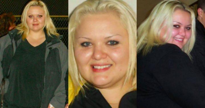 """Były chłopak nazwał ją """"brzydkim tłuściochem""""! Rzuciła go i schudła 60 kilo"""
